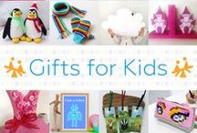 Gifts For Kids - #CraftBuzz / Cute handmade gifts for little girls and boys. ***PLEASE NOTE Only 3 pins, per pinner, per day please, so there's a good variety.***