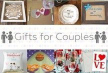 Gifts For Couples - #CraftBuzz / Gorgeous handmade gifts for couples. ***PLEASE NOTE Only 3 pins, per pinner, per day please, so there's a good variety.***