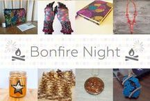 Fireworks & Bonfire - #CraftBuzz / A selection of explosive goodies from our talented makers & friends. ***PLEASE NOTE Only 3 pins, per pinner, per day please, so there's a good variety.***