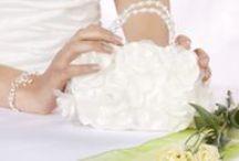 beautiful bridal bags - Brauttaschen / Bridal bags - Brauttaschen und Brautbeutel