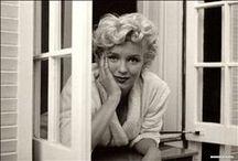 Classic Beauties/ Marilyn Monroe / by Dewayne Logan