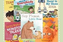 Books for supporting children's social and emotional wellbeing