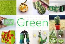 Green - #CraftBuzz / A selection of gorgeous greens from our crafty friends. ***PLEASE NOTE Only 3 pins, per pinner, per day please, so there's a good variety.***