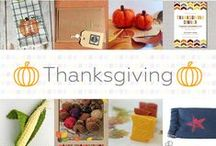 Thanksgiving - #CraftBuzz / A selection of gorgeous makes with a Thanksgiving theme. ***PLEASE NOTE Only 3 pins, per pinner, per day please, so there's a good variety.***