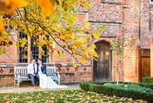 Autumn Weddings at Layer Marney Tower