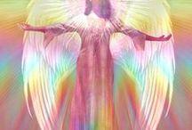 ángeles, místicos, esotericos