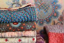 Plaids/ couvertures