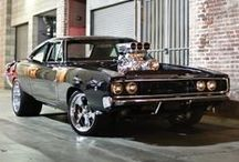 """Muscle Cars & Hot Rods / Really just any cars that I find to be pretty cool.  My favorites are 60's muscle, but I really do love them all.  I have several cars which are pictured in the board """"My Cars"""". / by Marty Smoley"""