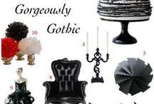 Gothic & Alternative homeware