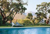 Pool / pool, pool house
