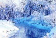 Winter Wonderland / Sneeuw