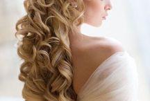 Hair & Makeup! / A woman's crowning glory!