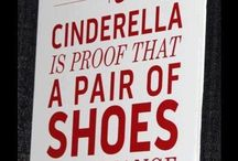 Shoes!  / A Girl's Best Friend!