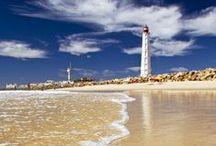 Beaches / Praia de Faro - Faro Beach Ilha do Farol - Farol Island Ilha Deserta - Desert Island