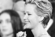 Jlaw (just being herself)