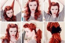 Rockabilly Hair Style Inspiration