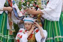POLAND: regional costumes / stroje regionalne / regional costumes from Poland http://polishcostumes.tumblr.com/