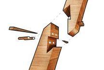 Drewno - obróbka i technki łączenia