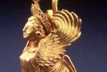History: Scythia / Scytia / ancient Scythians, Sarmatains / antyczni Scytowie, Sarmaci