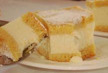 kolači sa sirom / by Ana Mihalek