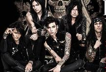 Black Veil Brides! / BVB ARMY!!!!!! / by Band Obsessed and Fangirl