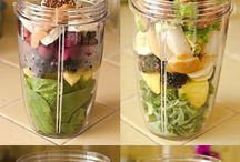Nutribullet Creations / Anything that can be made in the Nutribullet / by George Price