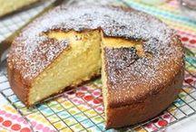 Torte,Ciambelle e Crostate