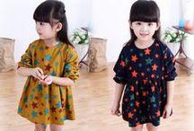 Kid's Fashion / The latest in micro fashion