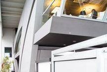 La nostra azienda / Gli ambienti di lavoro Iridium Doors, vieni a farci visita