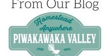|| Homestead Anywhere with Piwakawaka Valley's Blog || / Piwakawaka Valley Homestead Blog | Step by step homesteading, NZ, vegetable garden, preserving food, meat rabbits, colony rabbits, gardening, beginner gardening, get started, start vegetable garden, tips, skills, frugal, survivalism,  homesteading ideas, simple living, self sufficient small farm hacks urban saving money, frugal, Self sufficient, Crop production and management, Small farm, Hobby farms, Self sufficient homestead, How to start small garden, Homestead living, modern homesteading,