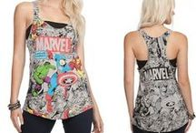 DIY Marvel Clothes