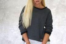 Lieb Ju Sweatshirt / WE LOVE CHIC-CASHUAL  DIE NEUEN Lieb Ju SWEATSHIRT http://liebju.com/Fashion/