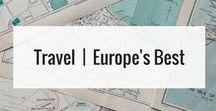 Best of Europe Travel / Travel in Europe - the best cities, sites, tours and experiences.  Travel destination and tips only. Post no more than 10 pins a day. VERTICAL pins only! Please, follow the rules or your pins will be deleted. To contribute, follow the board and comment below.