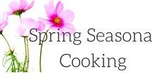 || Spring Seasonal Cooking || / Seasonal Food for Spring time is fresh and clean, the beginning of the new harvest and looking forward to sunny days. Special occasion meals, baking, treat food, dinner, meal ideas, baking recipes, desserts, baking recipes from scratch, easy baking recipes, beginner baking recipes, beginner cooking recipes, beginner dinner recipes, crockpot, cooking from scratch, healthy food recipes, whole food dinner recipes, sugar free baking, how to make, baking recipes from scratch homemade breads,