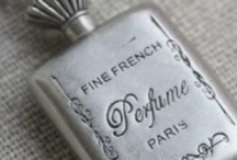 Antique and Vintage Perfume bottles / by Leone