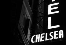 Chelsea Hotel - New York / Découvrez les artistes ayant fréquenté le Chelsea Hotel à New York...
