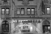 Warwick Hotel - New York / Découvrez les artistes ayant fréquenté le Warwick Hotel à New York...