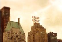 Essex House - New York / Découvrez les artistes ayant fréquenté l'hotel Essex House à New York...