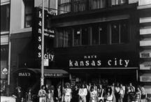 Max's Kansas City - New York / Découvrez les artistes ayant fréquenté le Max's Kansas City à New York...