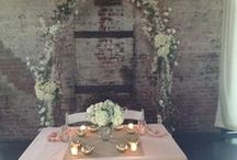 Food truck weddings in Brooklyn by Parties N All / Beautiful Weddings done by Parties N All. Wedding coordination services. Planning, staffing, decorating, venue set-up and so much more