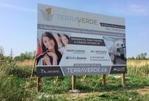 Billboard Signs / Whether it is a commercial or residential site, we can help get your message across.
