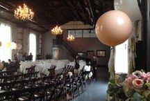Weddings we host in New York.  / We plan, coordinate, manage, staff, set-up and even do the break down