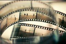 Story in Motion / ☽ Films like books on a shelf / by M. T. Berlyn