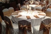 Wedding in Queens New York  / We hosted a wedding for the most adorable couple.  Bartnders  Wait staff Captain.
