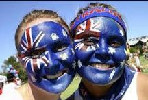 Australia Day / It's nearly that time again when us Aussie folk celebrate being a fair dinkum aussie! So, time to think about your your costume! Are you going to dress up as your favourite Aussie icon or an aussie animal? Time to put those thinking caps on and be creative.  www.blossomaccessories.com.au