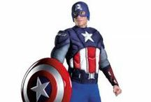 SuperHero costumes / Unleash your inner hero! Dress up and have fun as your favourite SuperHero and SuperHeroine.