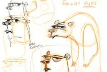 Ideas and Concepts for 2nd Year Film Characters