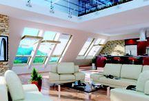 Case Eleganti - Stylish Home / Soluzioni abitative moderne ed eleganti valorizzate dalla luce grazie alle finestre FAKRO