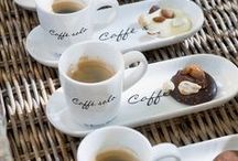 LET'S GRAB A COFFEE ❤ / ~CAFE CHIC~ Pretty outdoor cafes