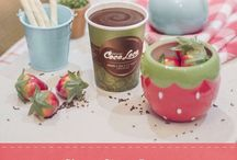 Hot Chocolate / Good taste Hot Chocolate from Coco Loco enjoy Coco Loco!!!